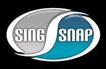 SingSnap Logo
