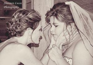Chanda and Sheila