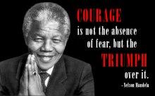 Nelson Mandela Courage